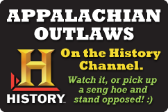 Appalachian Outlaws on History Channel